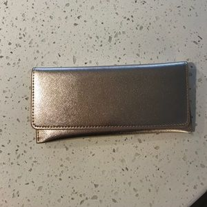 Handbags - Rose Gold Wallet